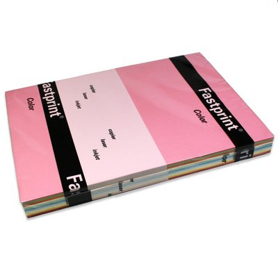 Bastelpapier gefärbt DIN A4 250 Blatt