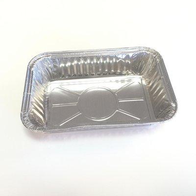Alumunium bakje  20.3 x 13.8 x 4.5 cm
