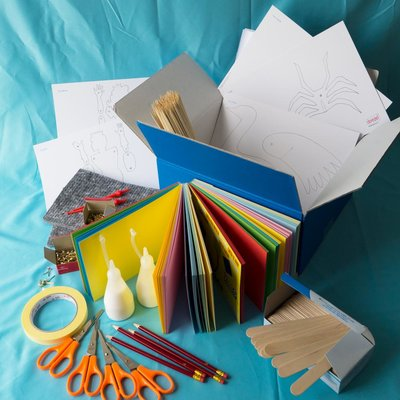 Materiaalbox les 4.3 Schimmenspel