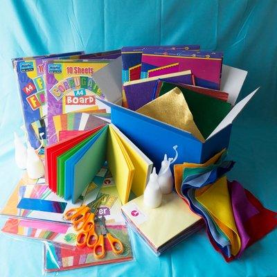 Materiaalbox les 4.11 Duizend keer mijn lievelingskleur