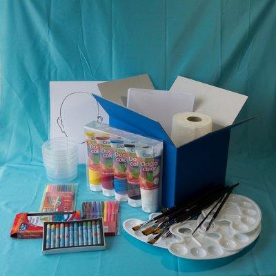 Materiaalbox les 6.4 Maak blij! PROJECT