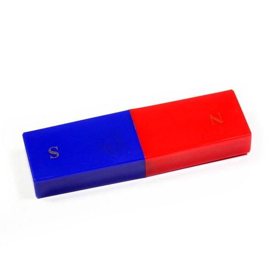 Magneet plastic 2 st.