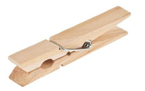 Wasknijpers hout
